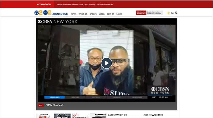 CBS Nueva York