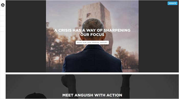 La Fundación Obama