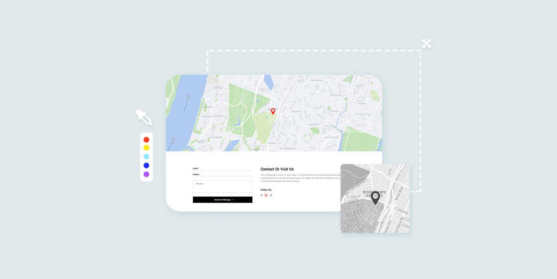 Cómo diseñar Google Maps en WordPress