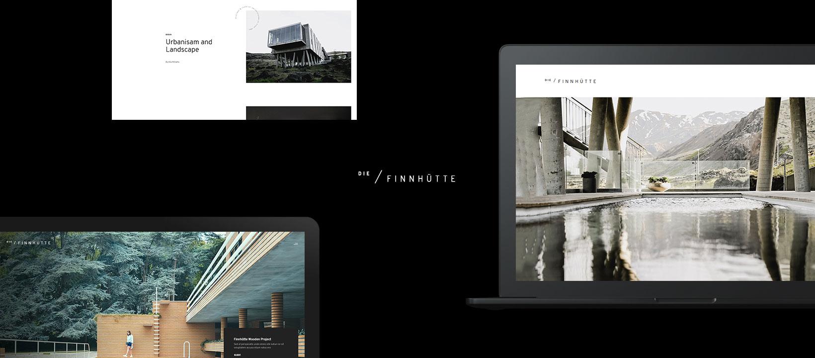 Die Finnhutte Architecture Theme Un caso de estudio imagen superior